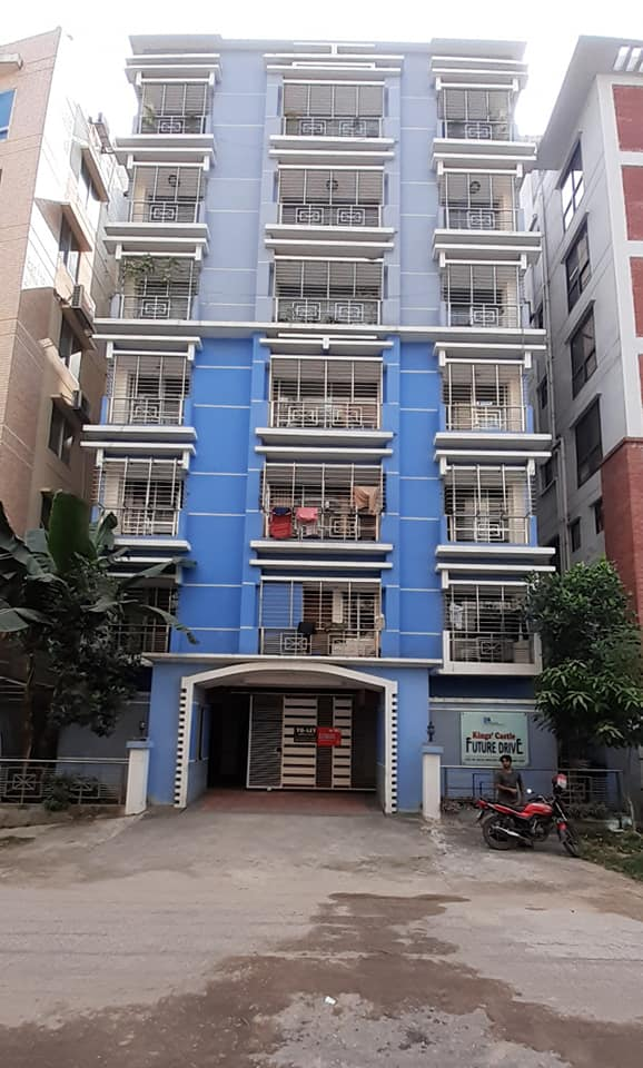 Ready New flat sale in Mirpur Dohs