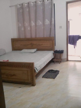 2 Rooms available for 4 Girls from 1st January at Basundhara, D block Contact_01711578455